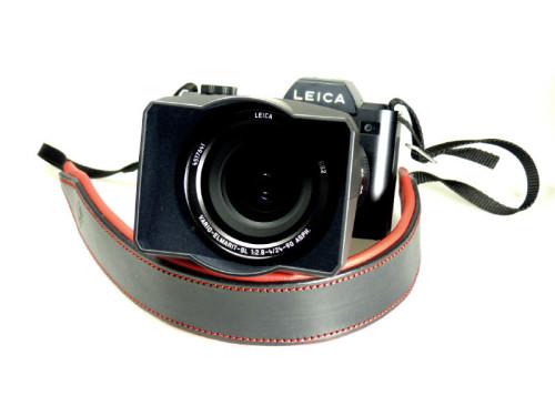Der 3 Sixty Camera Strap als Nackengurt