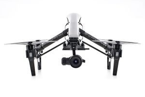 DJI Quadrokopter mit ZenmuseX5R Kamera