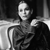 Michel Comte_Geraldine Chaplin II_Vogue Italia_1992_© Michel Comte I-Management