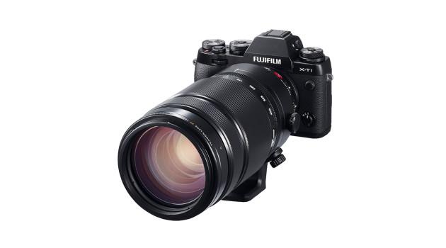 PF_01_FUJINON XF100-400mm_X-T1_Black_Front_Left