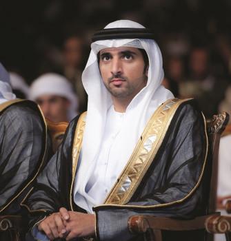 HIPA Schirmherr His Highness Sheikh Hamdan bin Mohammed bin Rashid Al Maktoum, the Crown Prince of Dubai.