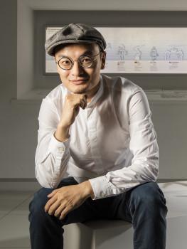 DJI CEO und Gründer Frank Wang