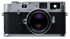 Leica MP Silver