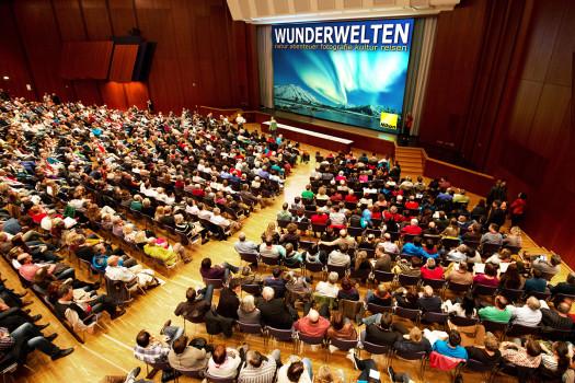 WunderWelten Vortragssaal