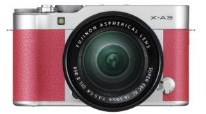 PF_Fujifilm_X-A3_Pink_16-50mm_front_09