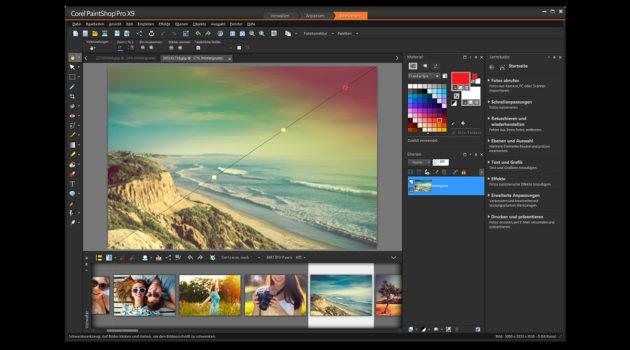 PF_PaintShop Pro X9 Interactive Gradients
