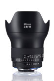 Brennweiten 15mm - 18mm - 135mm_Milvus