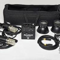 Profoto Acute2 Set 1200 Ws mit Tasche