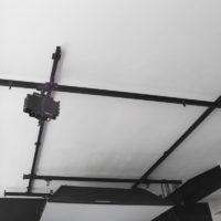 Hensel Deckenschienensystem