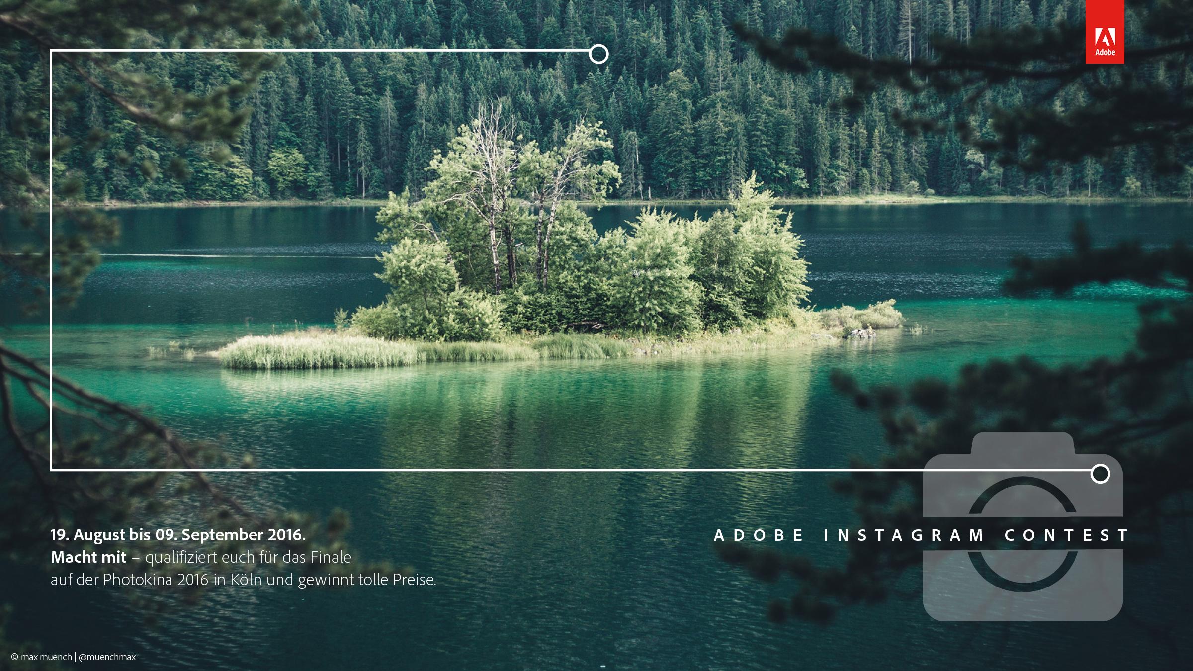 Mit Adobe zur Photokina 2016