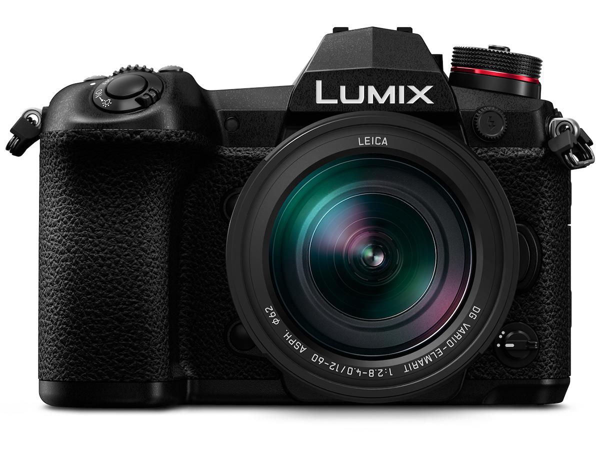 Firmware-Updates für Lumix-Modelle