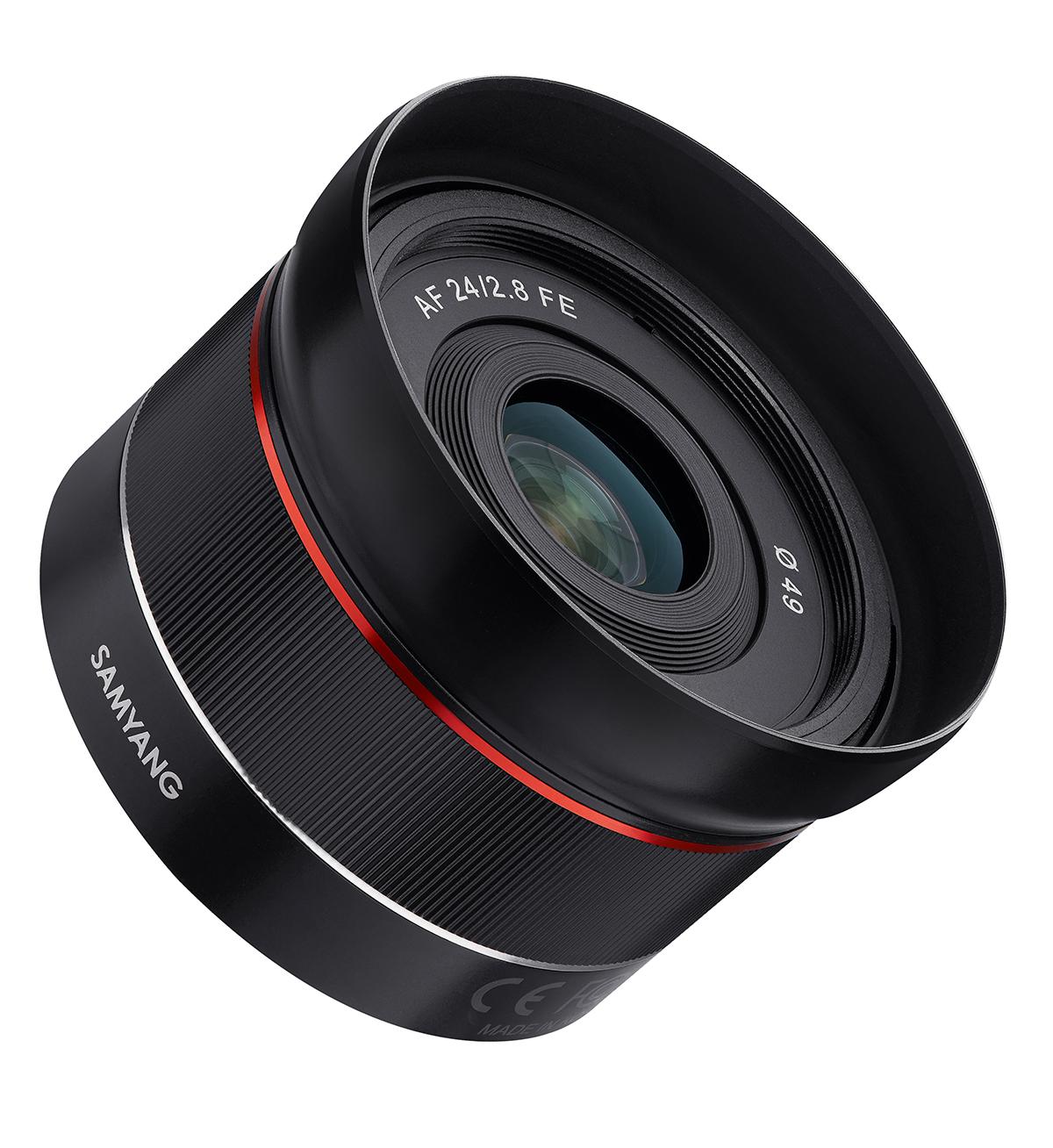 Kompaktes 24 mm Objektiv