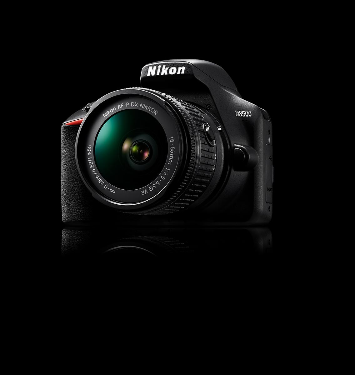 Nikon in Halle 2.2.