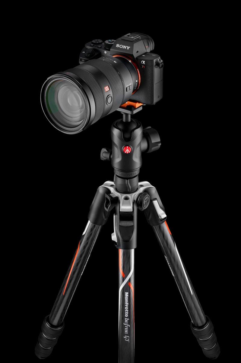 Reisestativ für Sony α-Kameras