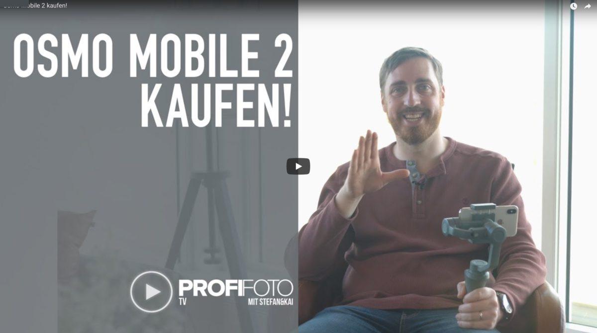 Test: DJi OSMO Mobile 2