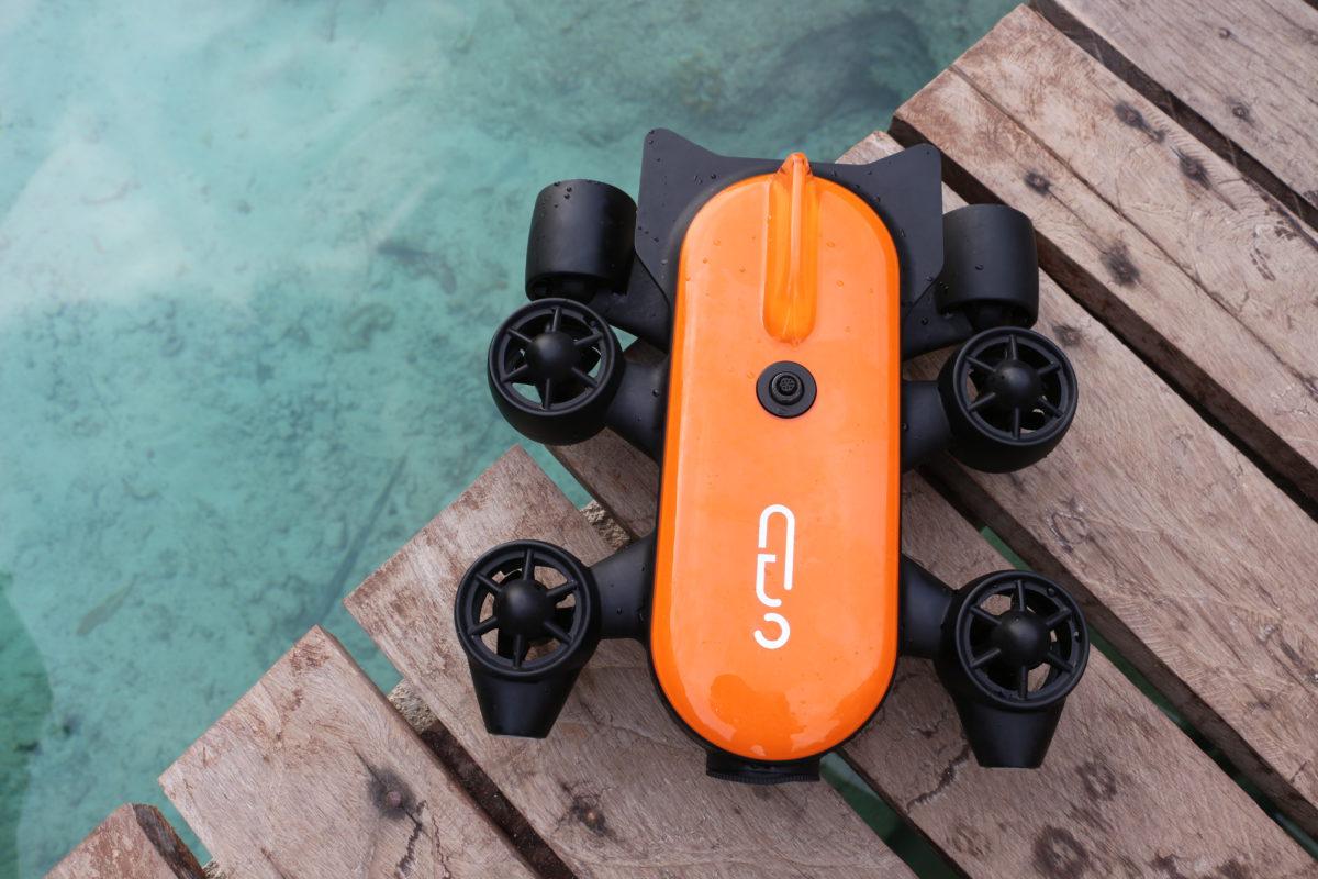Unterwasser-Drohnen