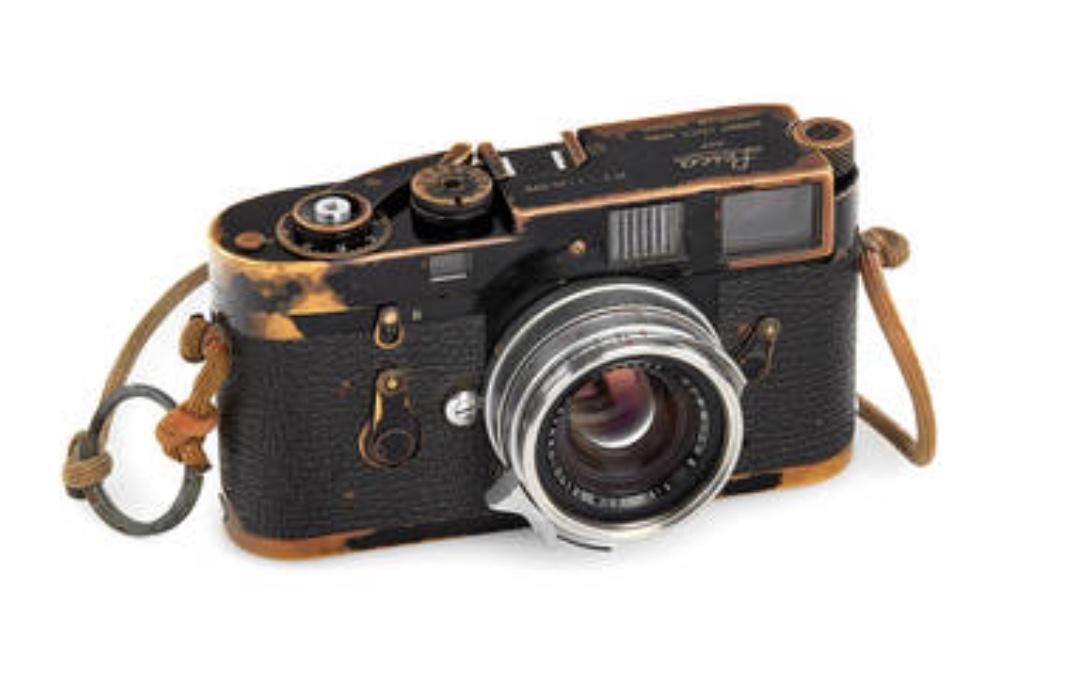 Leica M2 'Sean Flynn'