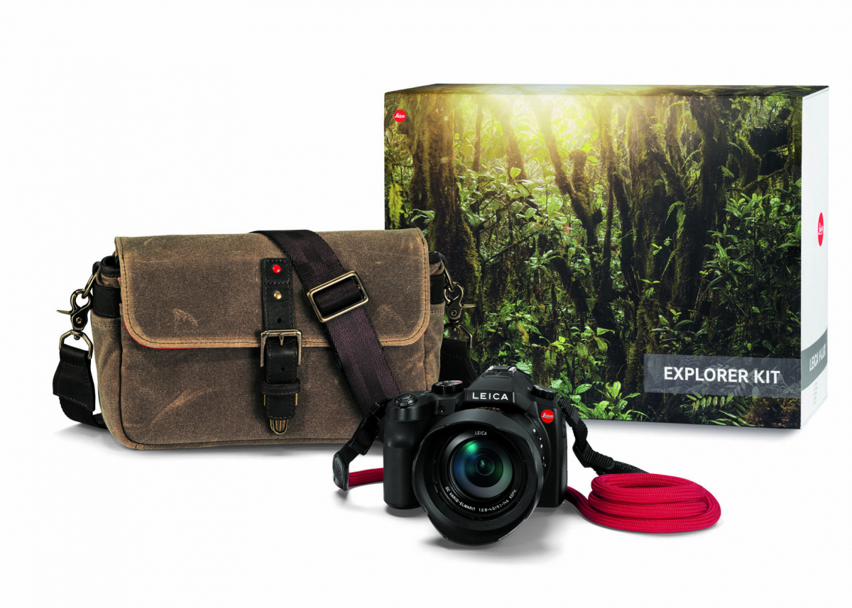 V-Lux Explorer Kit