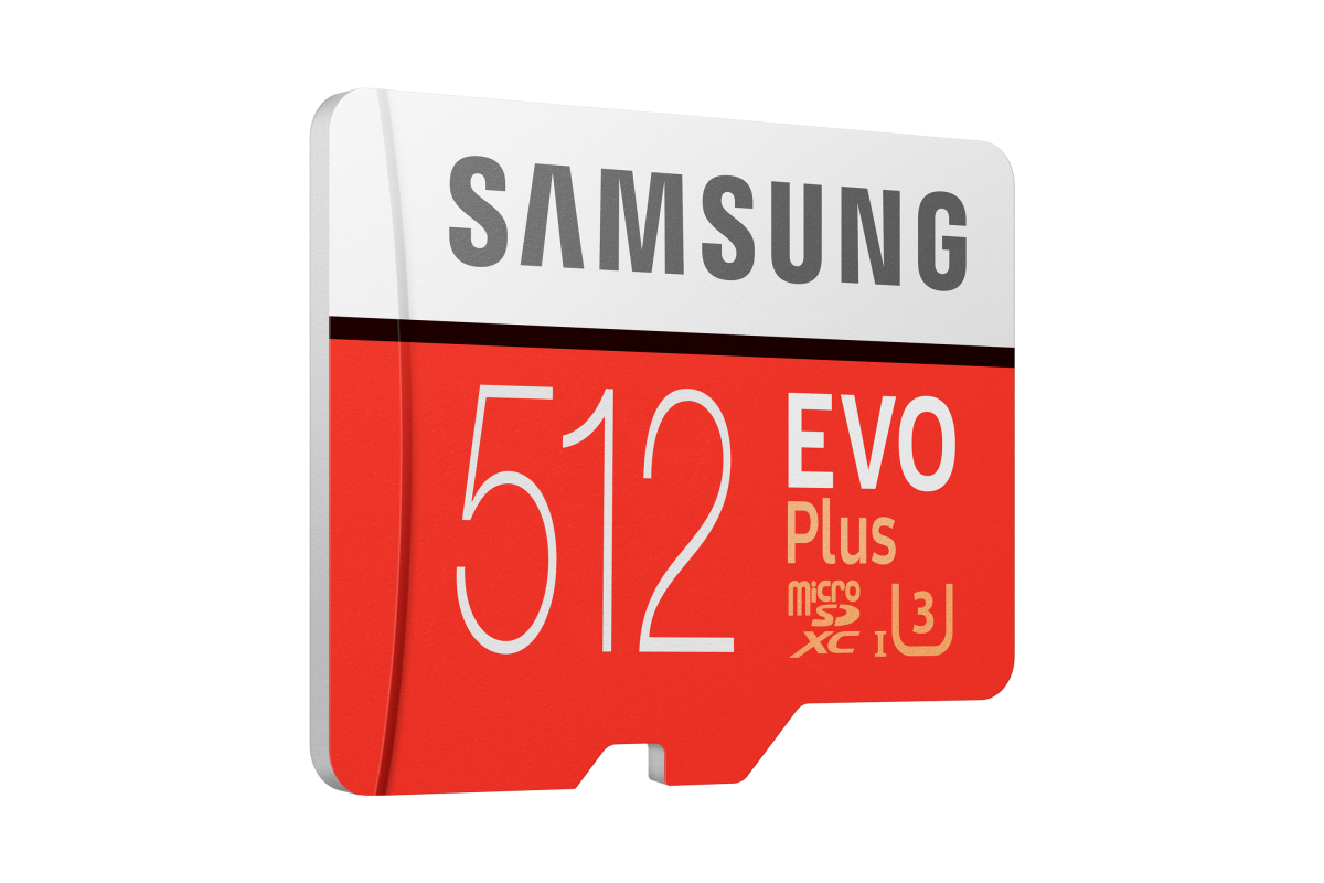 microSD EVO Plus 512 GB