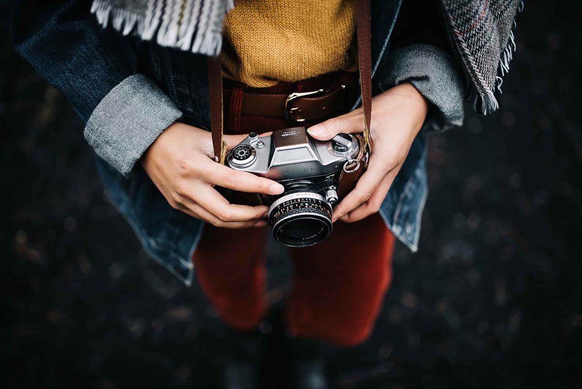 Weltweites Fotografie-Stipendium