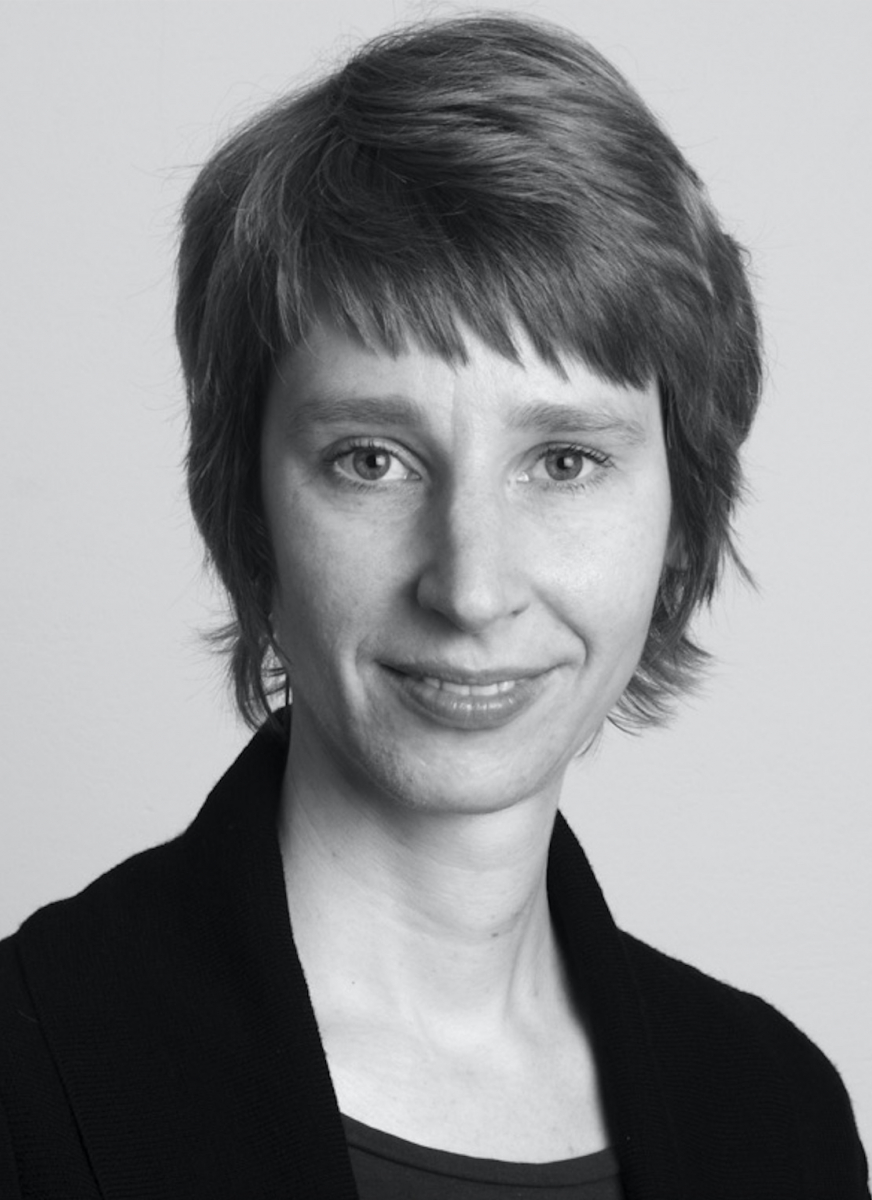 Bettina Lockemann erhält Fotostipendium