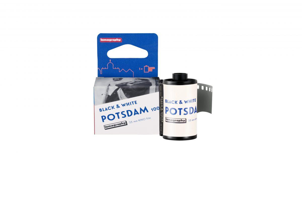 B&W 100 35 mm Potsdam Kino Film