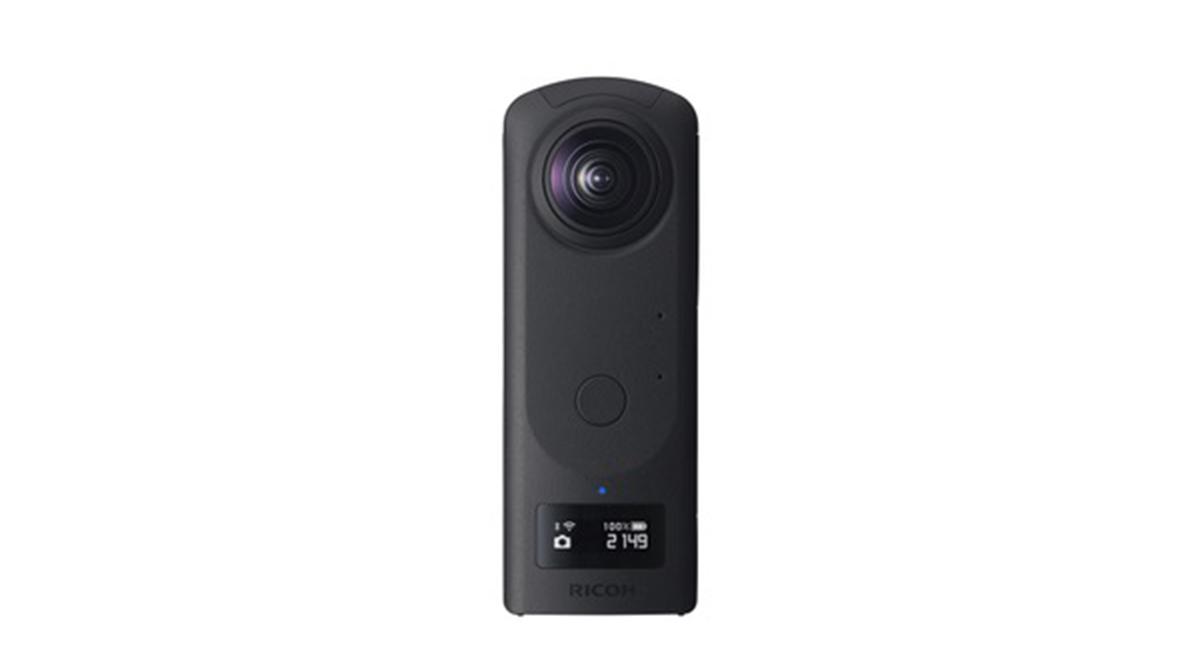 360-Grad-Kamera-Serie mit 23 MP