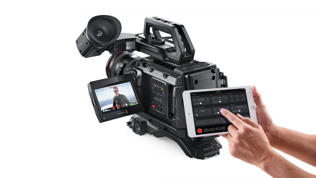 URSA Mini Pro G2 Kamera