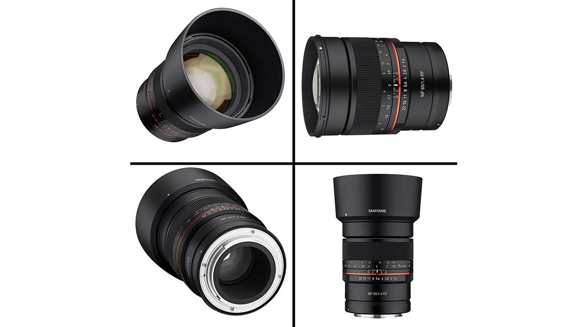 Objektive für Canon RF