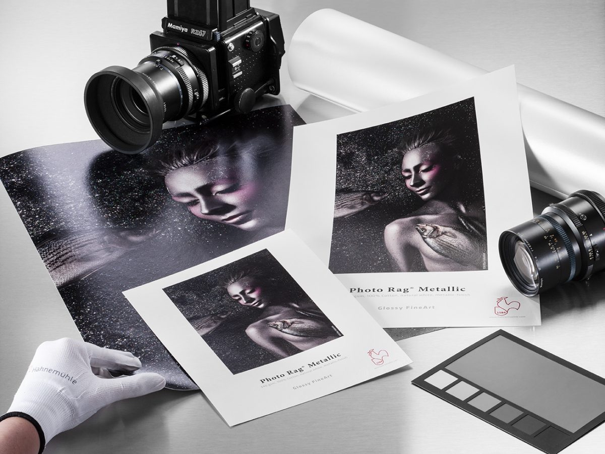 "Photo Rag Metallic ist ""Bestes Inkjet Fotopapier 2019"""