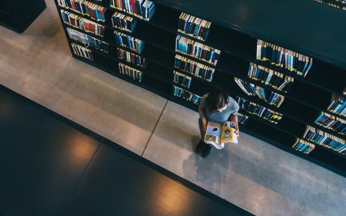 Bibliothek für 250 Millionen Bildbände