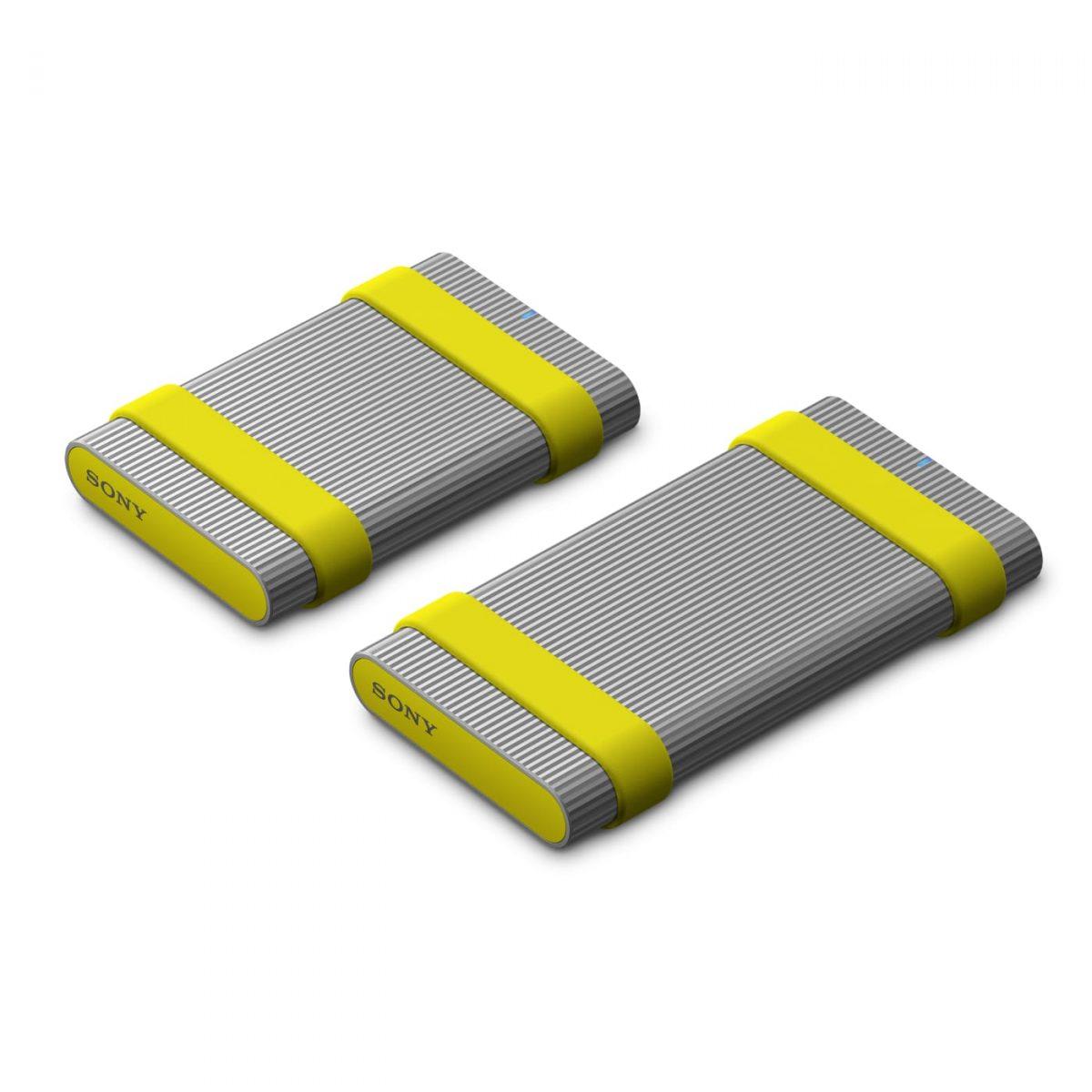 Externe SSD-Laufwerke auf den Markt