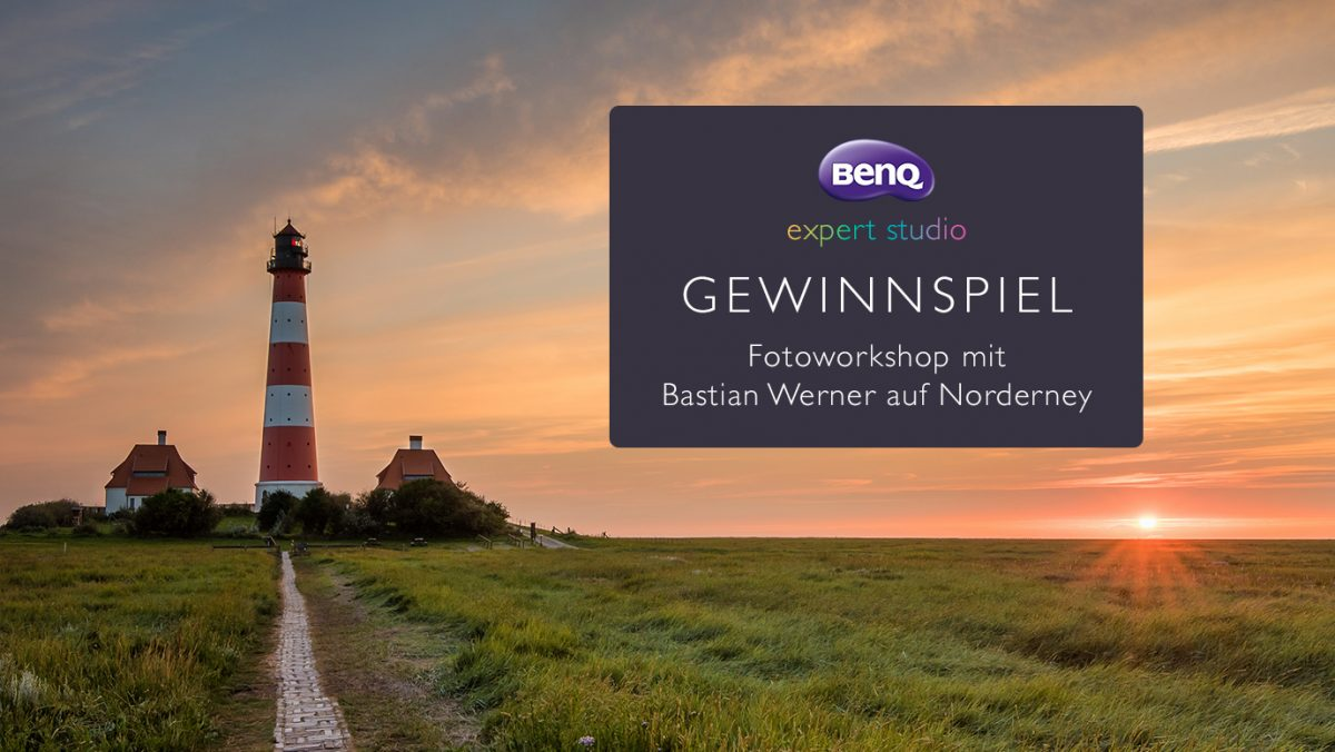 BenQ verlost Workshop-Plätze
