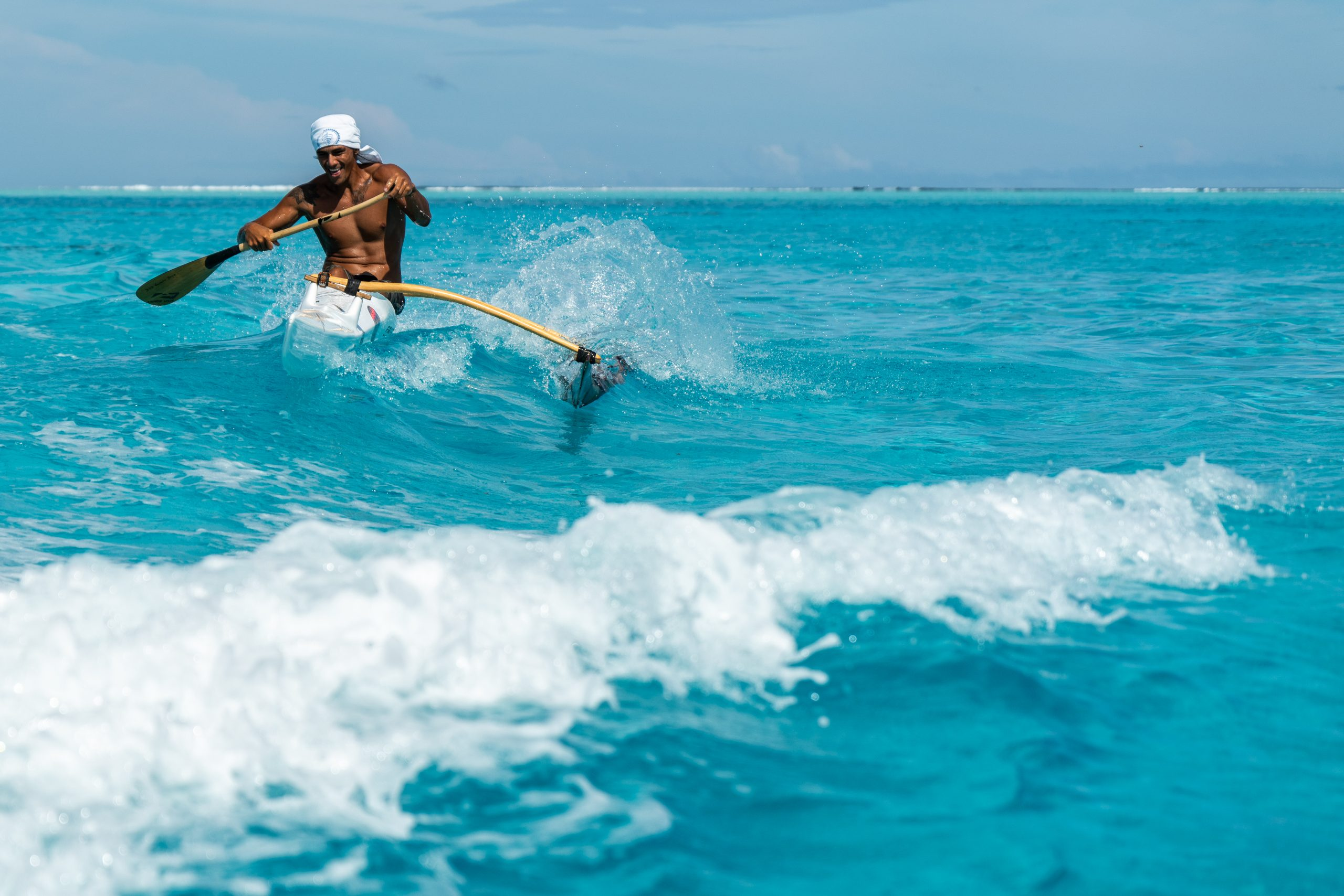In the Islands of Tahiti