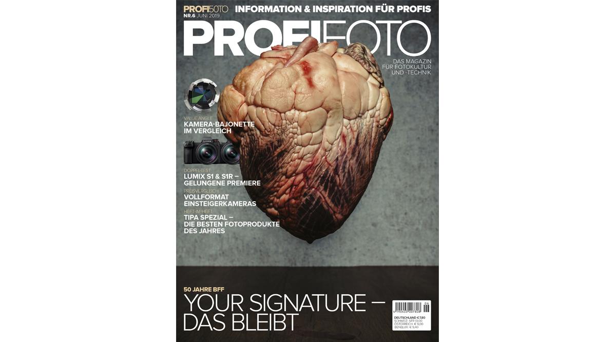 Mit Heft-im-Heft: TIPA Spezial – Die besten Fotoprodukte des Jahres