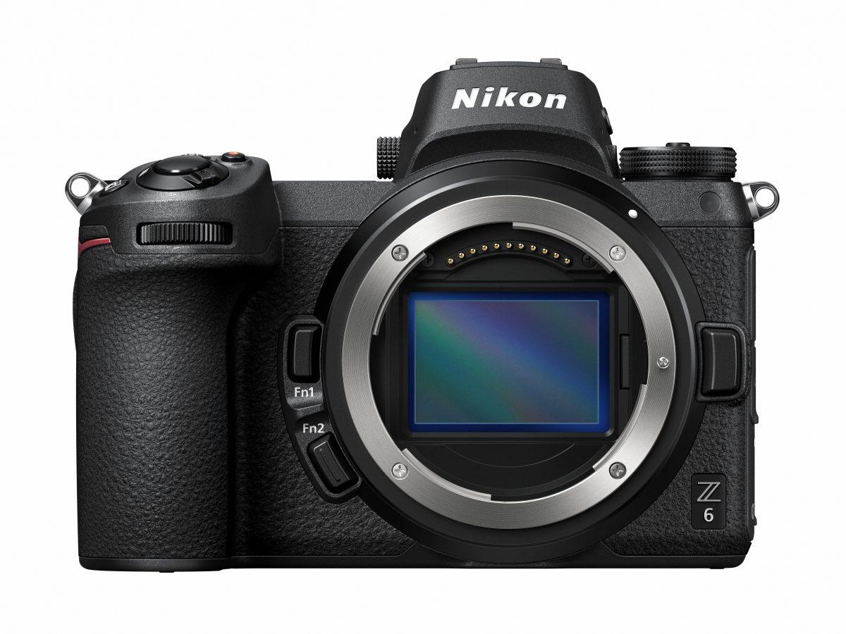 Nikon Z jetzt mit Eye-AF