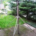 Teleskopstativ für Hochbildfotografie