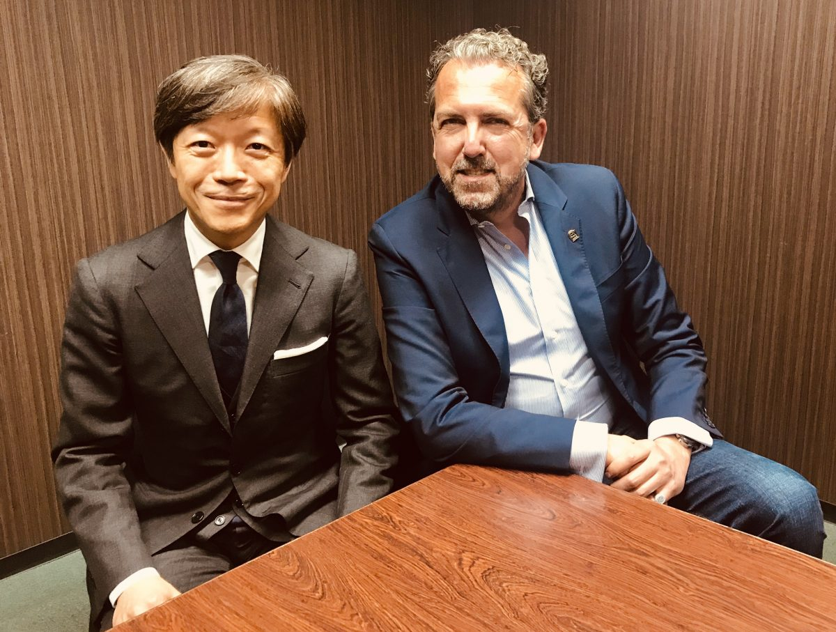 Im Gespräch mit Sigma CEO Kazuto Yamaki