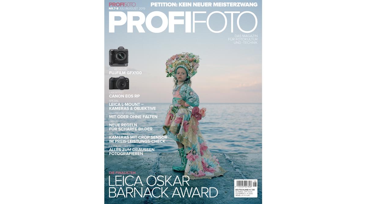 Mit Heft-im-Heft: Leica L-Mount – Kameras & Objektive