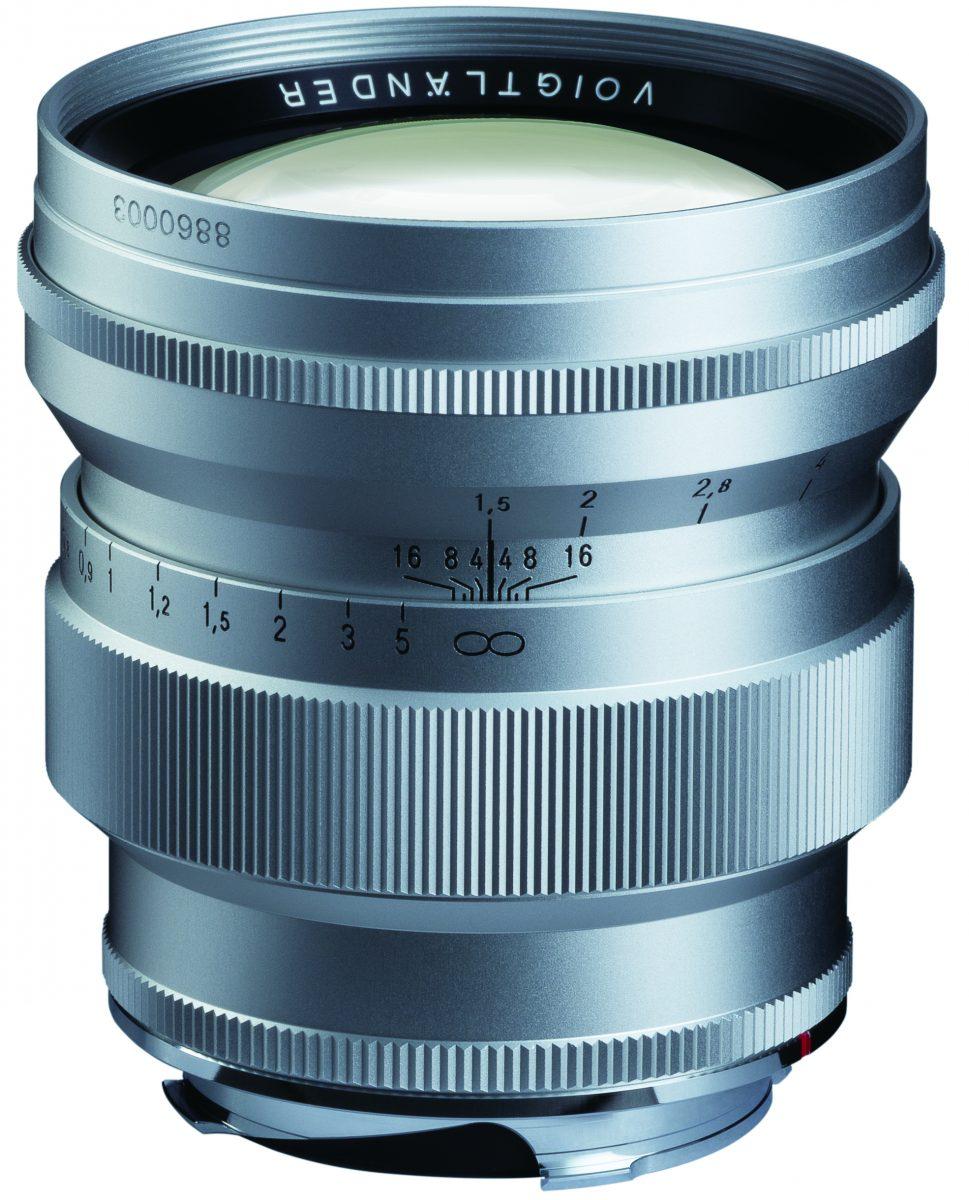 75 mm / 1:1,5 Nokton VM