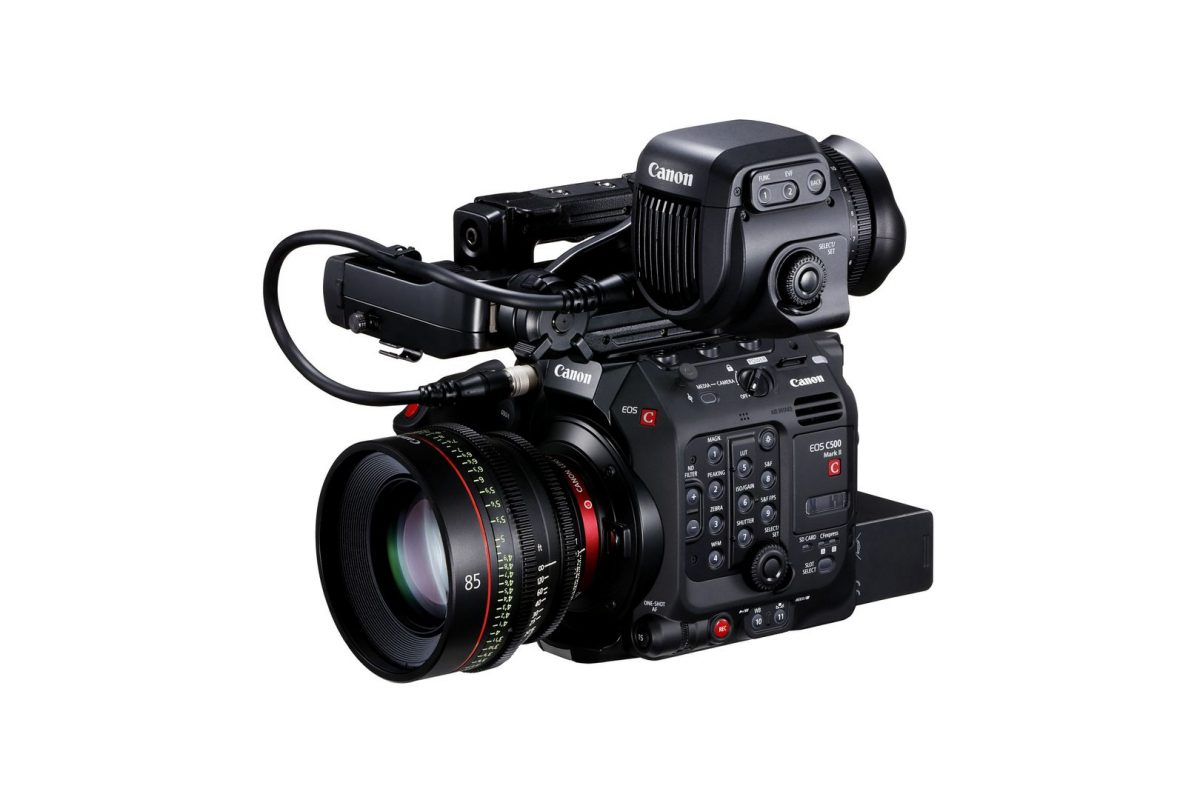 C500 Mark II – 5,9K-Vollformat