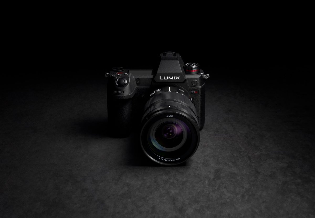 LUMIX S1H Firmware-Update
