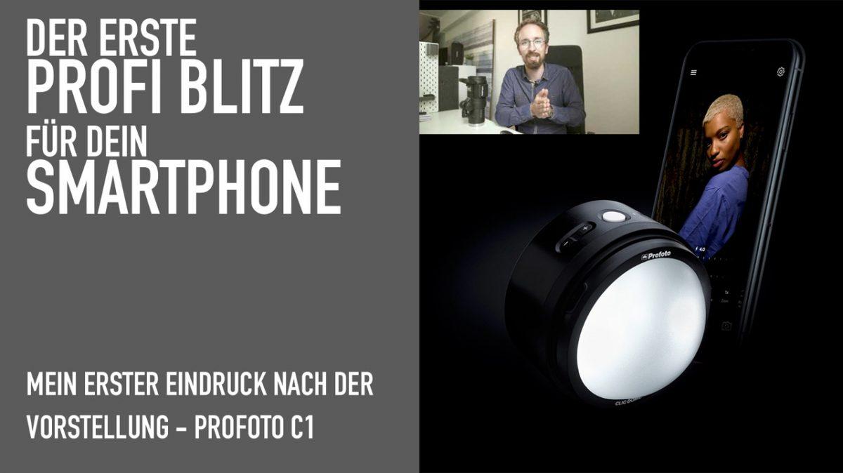 ProfiFoto TV: Smartphone Blitz – Der Profoto C1
