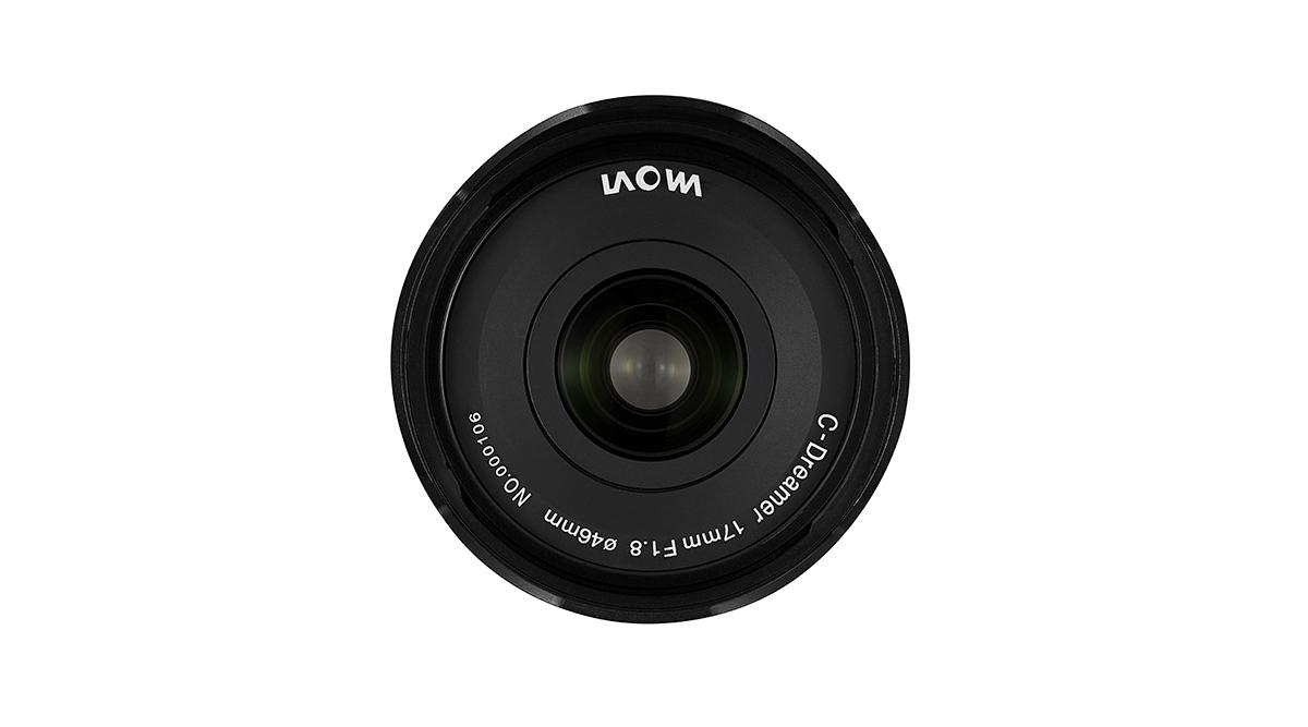 17mm f/1,8 für MFT