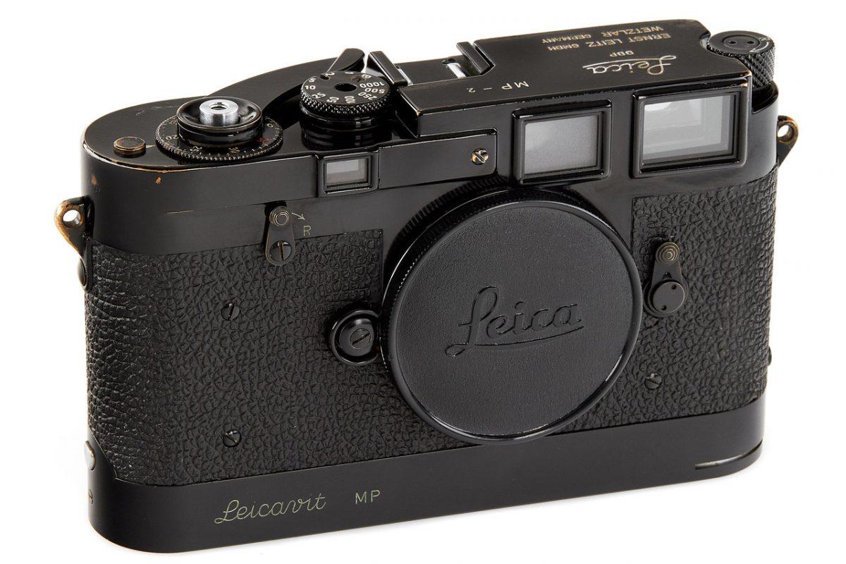 Rekordpreis für Leica MP