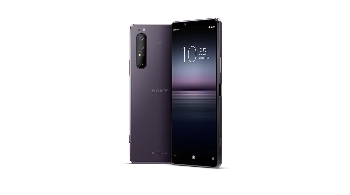 5G-Smartphone mit Alpha 9 Technologie