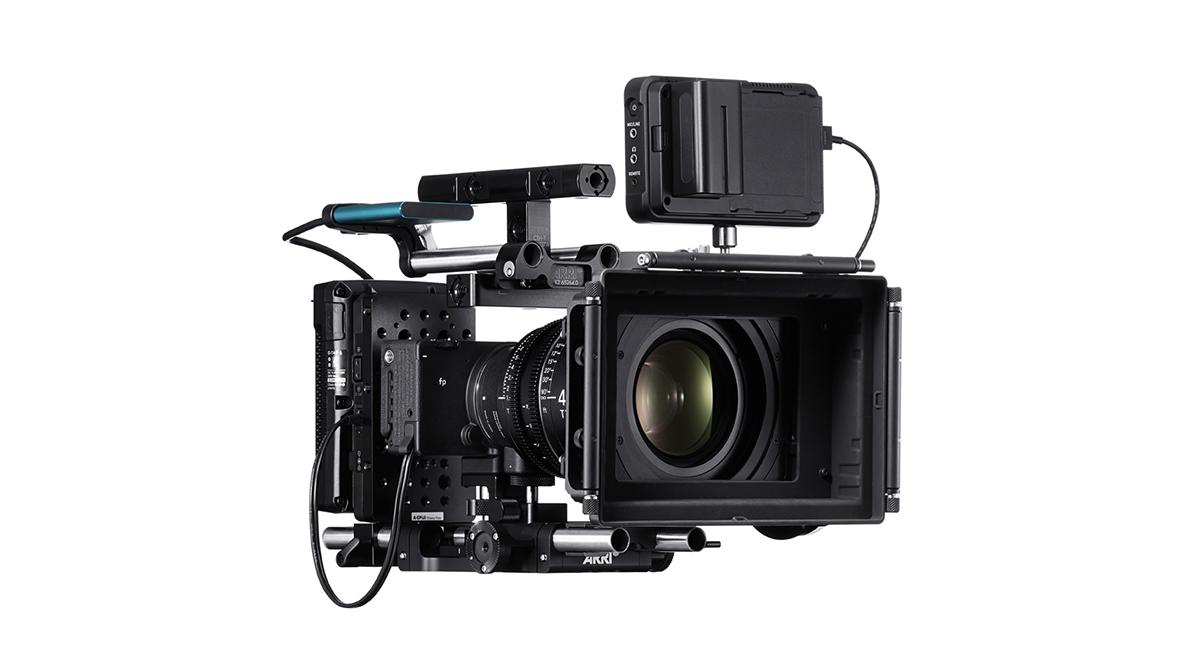Die Foto-Video-Kamera