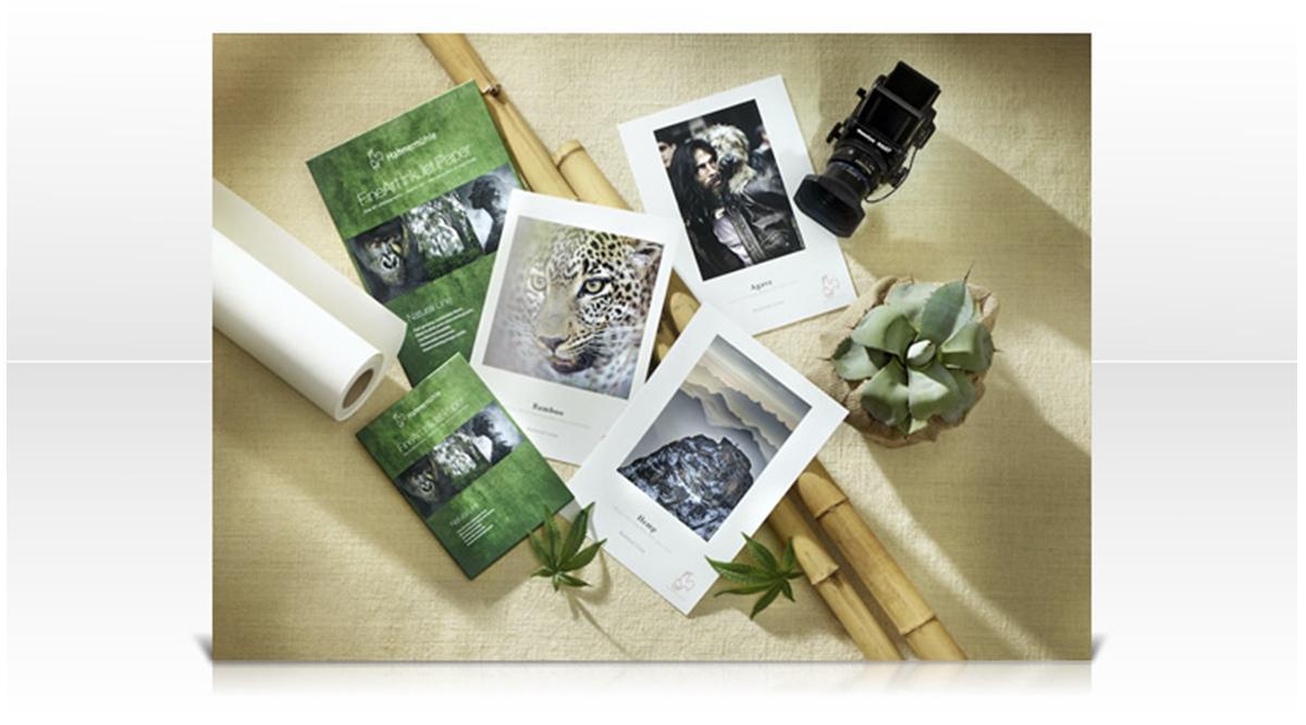"Hahnemühle Natural Line – ""Bestes Inkjet Foto Papier"""