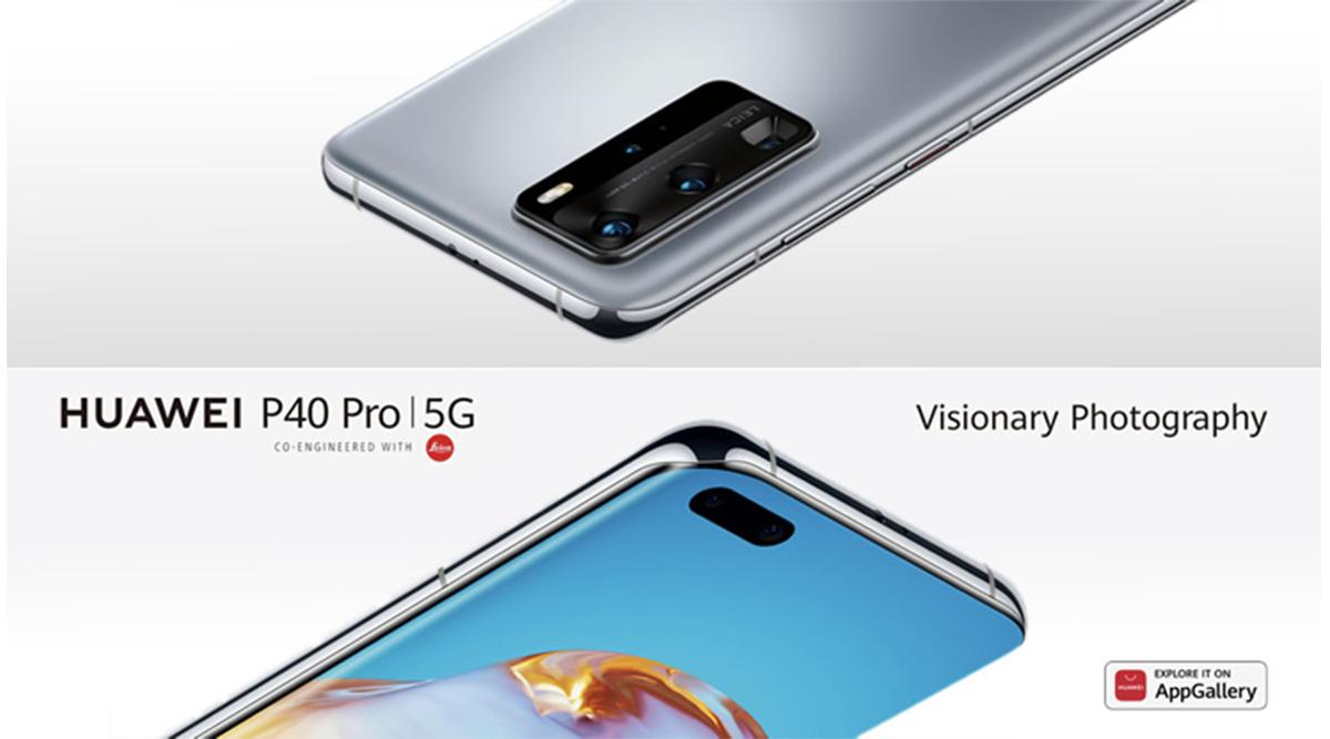 HUAWEI P40 Serie – Beste Foto- Smartphones 2020