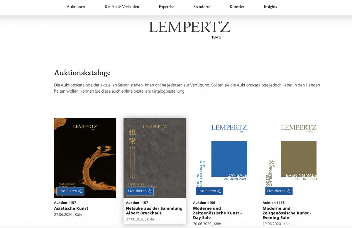 Fotografie Katalog online!